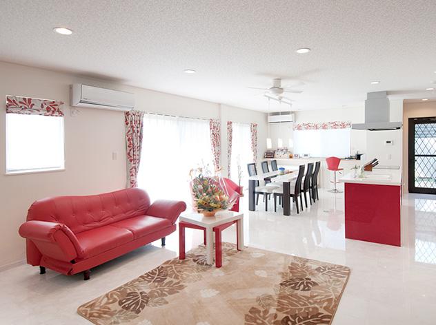 店舗併用住宅から、ゆとりある快適住空間へ