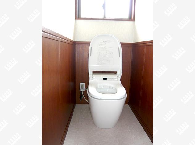 和式トイレをオシャレなトイレに!