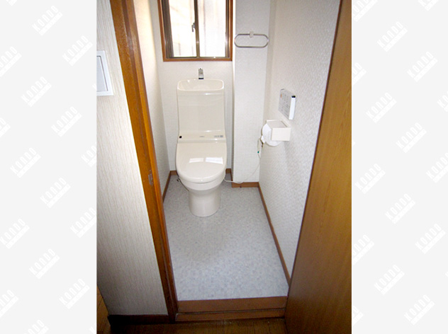 K様邸 トイレ フルリフォーム