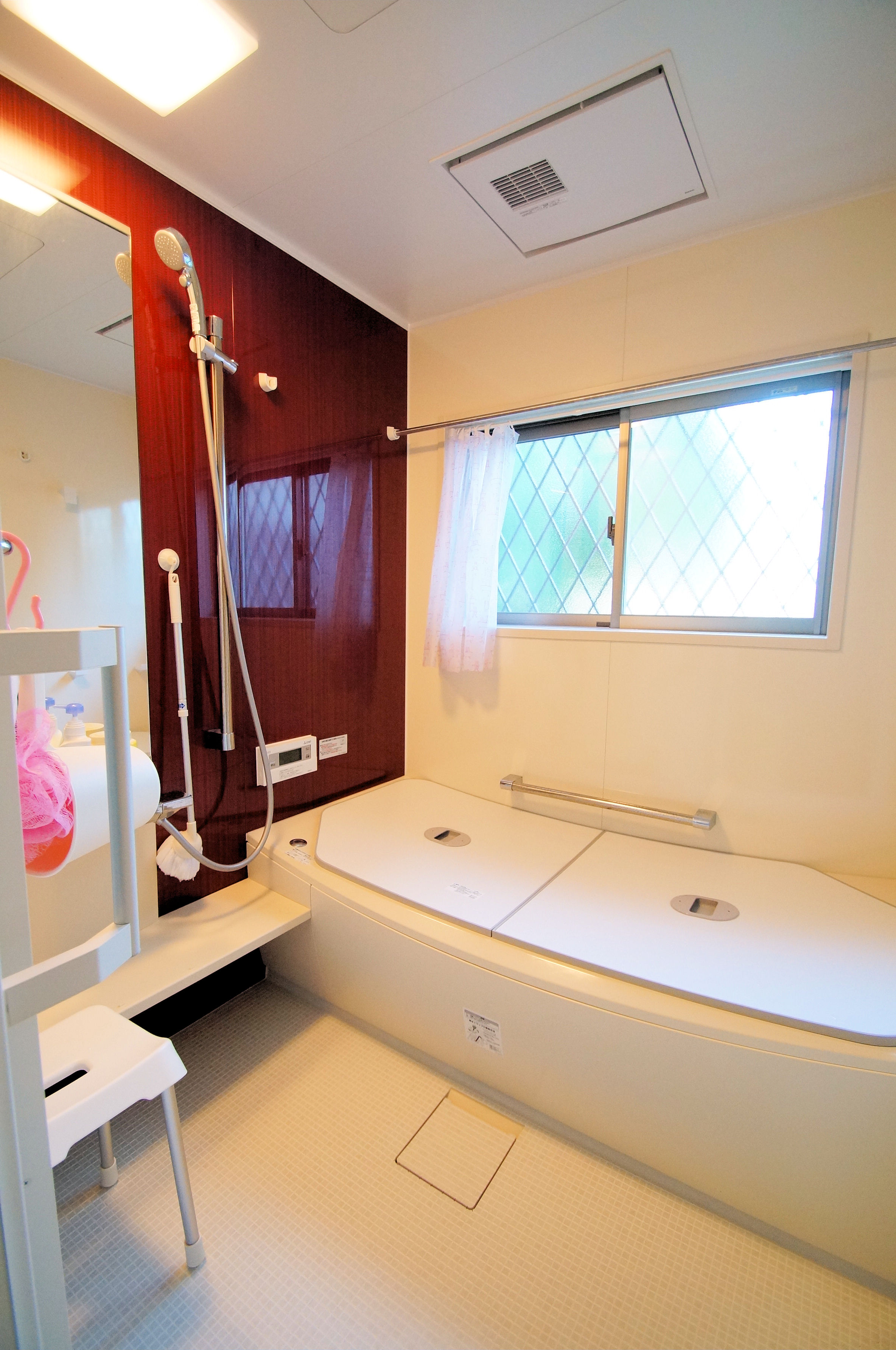 浴室 TOTOサザナ
