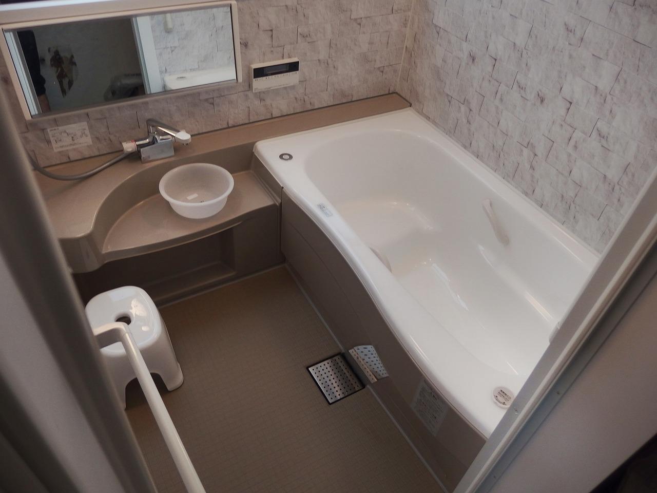 浴室 ノーリツ ヒロイ