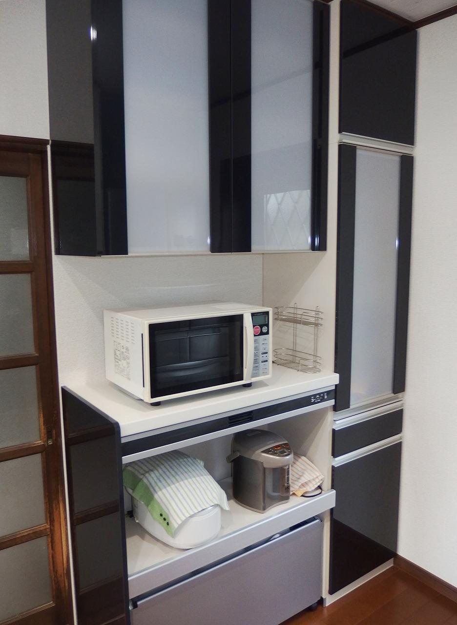 キッチン カップボード・家電収納